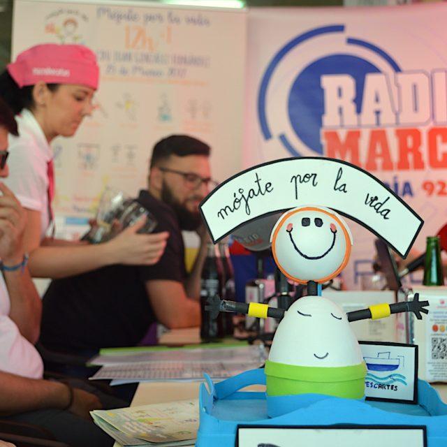 Gaby en Radio Marca Almería