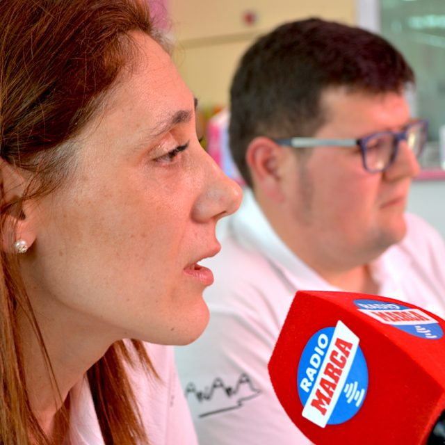 Ainhoa y José Ramón