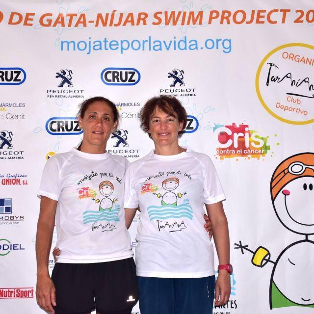 Nadadores solidarias