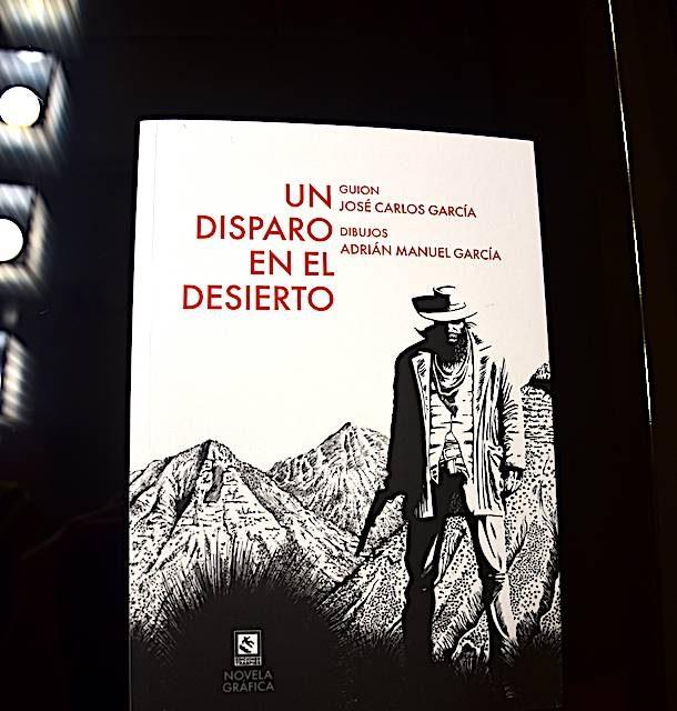 Libro. Adrián Manuel García