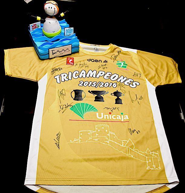 Tricampeones 2015/2016